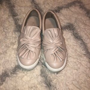 MIA Light pink/taupe sneaker
